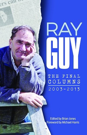 Ray Guy: The Final Columns, 2003-2013