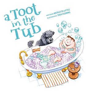 A Toot in the Tub - Nicolette Little
