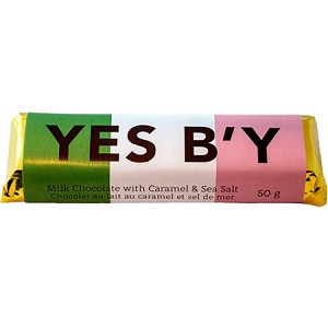 Chocolate Bar - Newfoundland Sayings - Yes B'y - 50g
