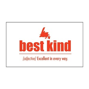 Magnet - Downhome Newfoundland  Sayings - Best Kind