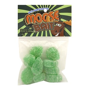 Downhome Candy - Moose Bait - Spearmint Leaves - 82g