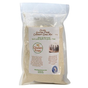 Olives Gluten Free Carrot Cake Mix 312g