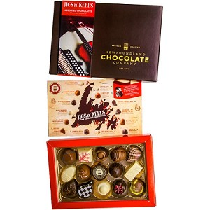 Signature Chocolates - Jigs n Reels Series - Assortment - 15 Pc - 200g