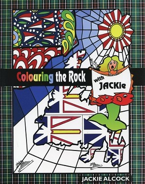 Colouring The Rock With Jackie - Jackie Alcock