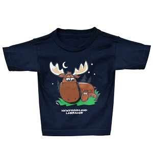 Kids T Shirt - Floppy Top Mommy Moose