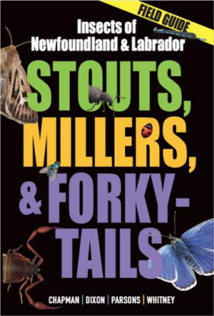 Insects of Newfoundland and Labrador - Stouts, Millers, & Forky - Tails  - Tom Chapman, Peggy Dixon, Carolyn Parsons, Hugh Whitney