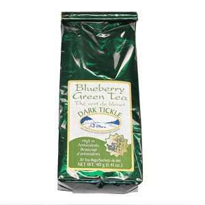 Dark Tickle - Blueberry Green Tea - Bags (20)