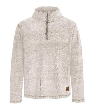 Fleece - Ultra Soft Pull - On Fleece Jacket