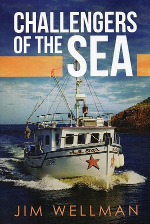 Challengers of the Sea - Jim Wellman