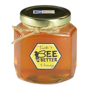 Tuck's Bee Better - Honey - Newfoundland  Produced - 56g