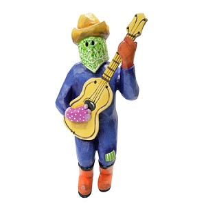 "Mummer's The Word - Kit from Quirpon - Ornament  - Last in Collection - 5"" - While supplies last"