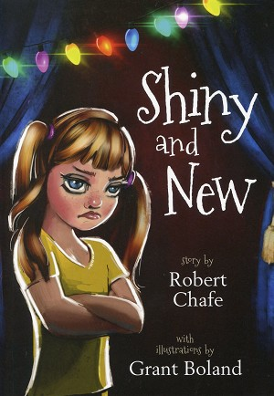 Shiny and New - Robert Chafe