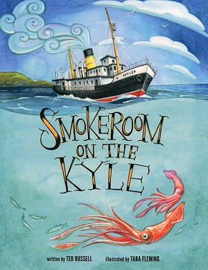 Smokeroom on the Kyle - Ted Russell