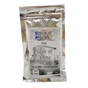Newfoundland Seasonings - Taste Of 'Ome - 50g