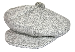 Infant's Salt n' Pepper Cap - Grey