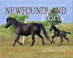 The Long Haul: Tracing the Path of the Newfoundland Pony - Dennis Flynn - Hard Cover