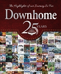 Downhome 25 Years - The Highlights of our Journey So Far - Hardcover