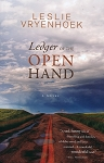 Ledger of the Open Hand - Leslie Vryenhoek