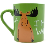 I Moose Wake Up Mug