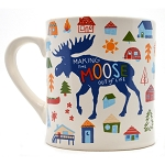 Making the Moose Out of Life Mug