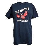T Shirt - I'm A Catch - Newfoundland