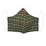 Non-Medical Face Covering - Adult - Tartan Design