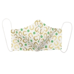 Non-Medical Face Covering - Adult - Shamrocks Design