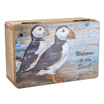 Puffin Box - Welcome to the Beach