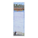 Puffin Memo Pad - Magnetic