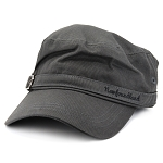 Ladies Military Style Cap - Grey