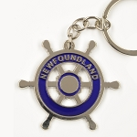 Key Chain - NL Ship Wheel
