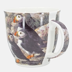 Fisherman's Wharf - Puffin Mug
