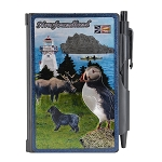 Newfoundland Memo Pad  with Pen