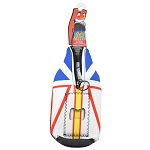 Party Popper - NL FLag - Bottle Insulator with Bottle Opener