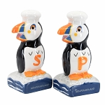 Salt & Pepper Shaker - Puffins