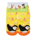 Kid's Socks - Puffin Toes