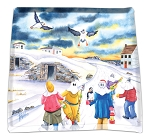 Pillow Case - NL Elliston Mummers
