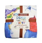 Fleece Throw Blanket - Elliston Mummers