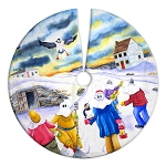 Tree Skirt - NL Elliston Mummers