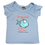 Infant Shirt - Oh My Cod - Heather Azur