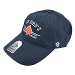 St. John's NL - Cap - Navy with Moose in Diamond