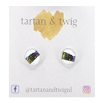 Stud Earrings - Row House