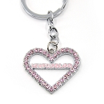 NL in Heart - Bling Key Chain