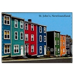 Row Houses of St. John's Magnet