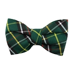Newfoundland Tartan Pet Bow Tie - Small