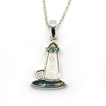 Glacier Pearl Necklace - Lighthouse