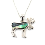 Glacier Pearl Necklace - Majestic Moose