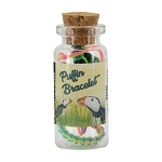 Puffin Bracelet in a Bottle