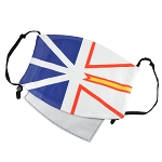 Non-Medical Face Covering - Newfoundland Flag Design