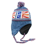 Kid's Toque - NL Flag - Snowboard Style